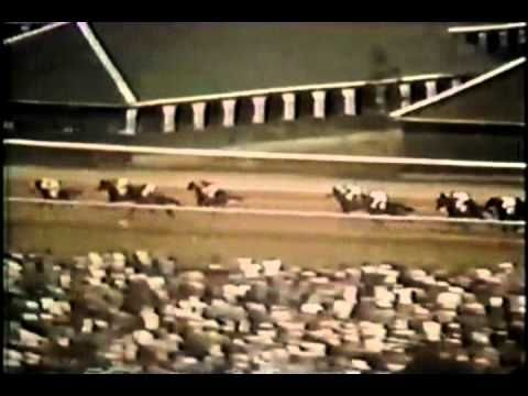▶ Secretariat - Kentucky Derby 1973.  saw this on TV too.  History was made, and that was just the beginning.