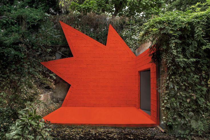 """This Is Not A Love Song"": arquitetura, luz e som por Didier Faustino"