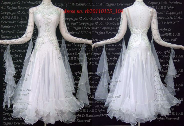107 Best Ballroom Dresses Images On Pinterest