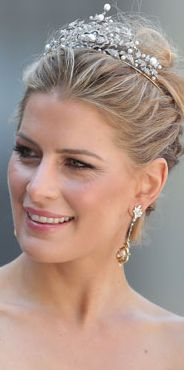 Princess Tatiana of Greece and ~Denmark