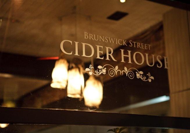 """Cider goodness"" Brunswick St Cider House - Brunswick St, Fitzroy"