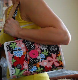 Fussy Monkey Business: Bible Cover Tutorial