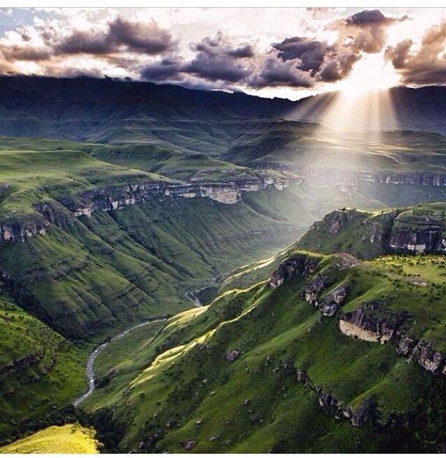 South Africa bucket list