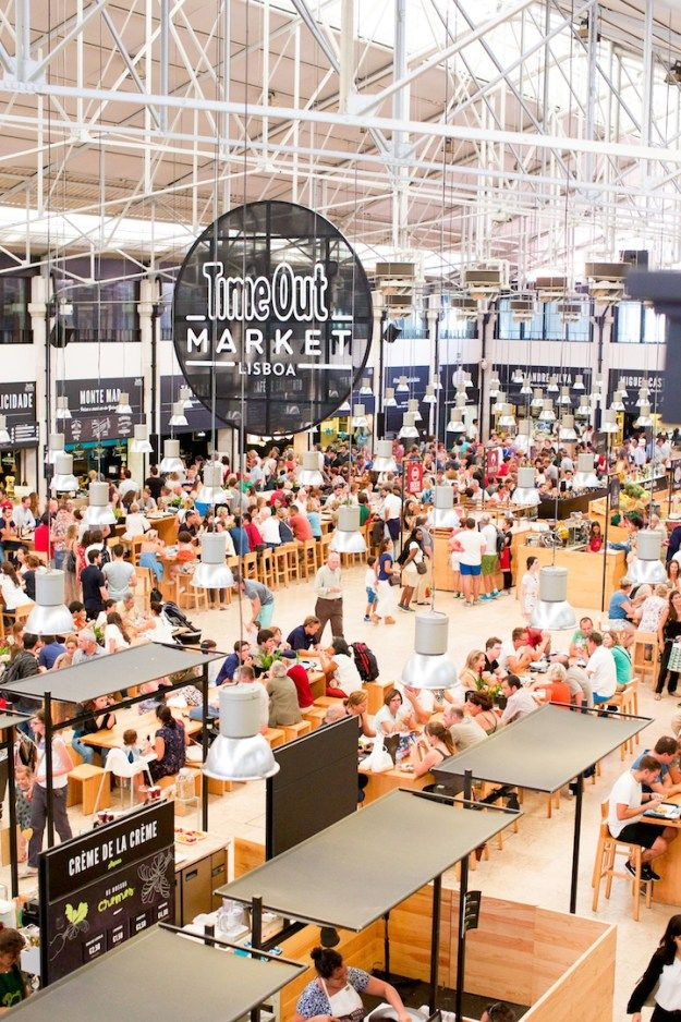 Time Out Market - Mercado da Ribiera