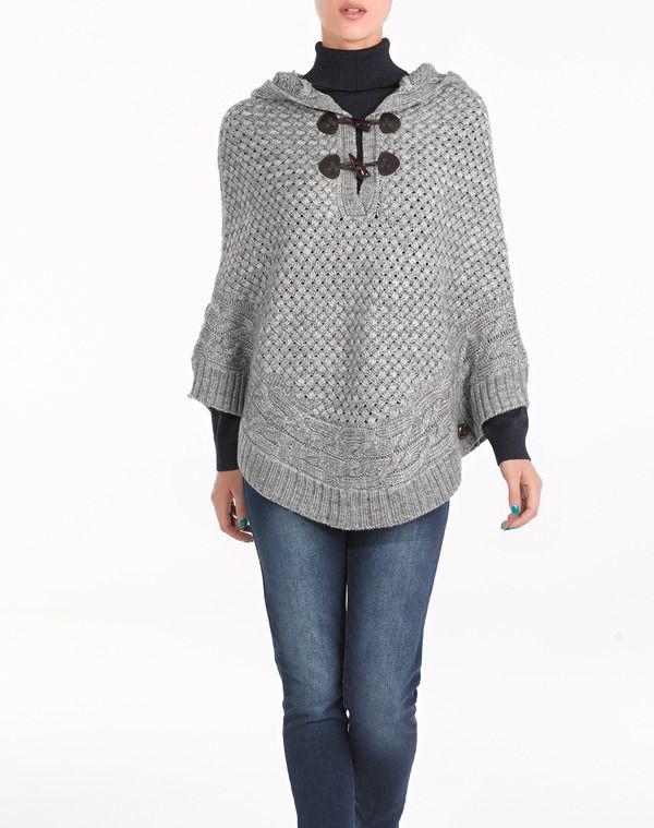 Capa de mujer Fórmul@ Joven - Mujer - Chaquetas de punto y Jerseys - El Corte Inglés - Moda