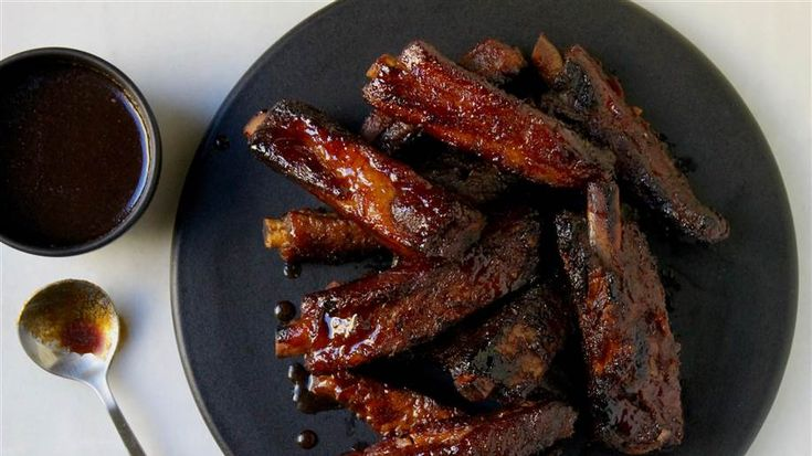 One more reason to love your slow cooker: Sweet and sticky Chinese spareribs