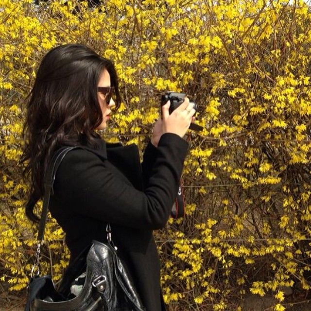 raisa6690 | I love candid shots! Me capturing these yellow beauties captured by andrazul... | Webstagram