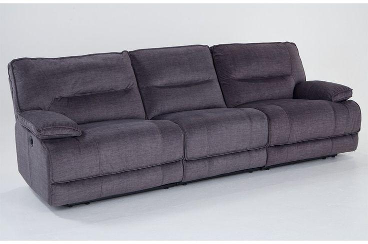 Pacifica Power Reclining Sofa | Reclining Furniture | Living Room | Bob's Discount Furniture