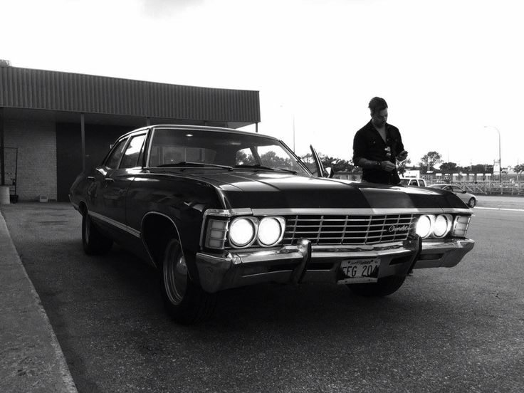 Music video (Demon Hunter) 2015 with the Metallicar featured on Supernatural