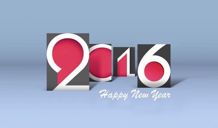 2016 new year background images hd