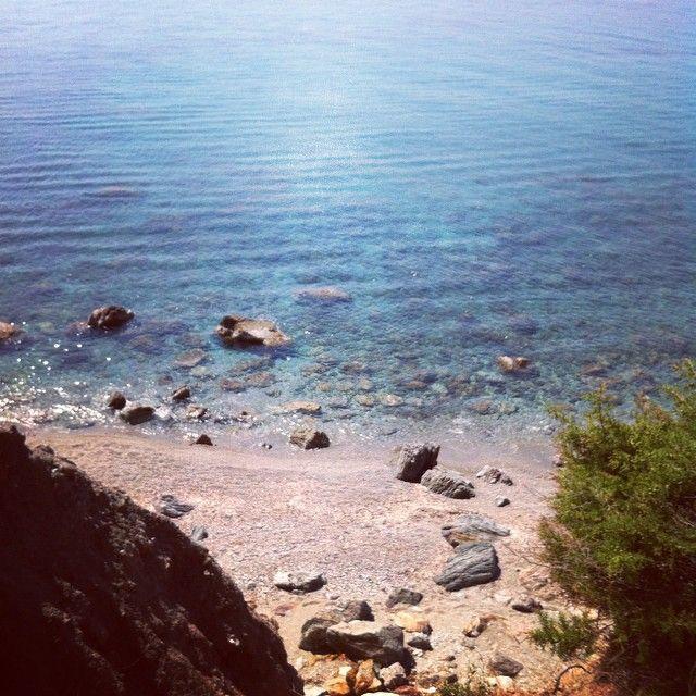 #Beautiful day for a walk #greece #goodmorning