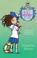 Alice Miranda At Sea : Alice-Miranda Series : Book 4 - Jacqueline Harvey