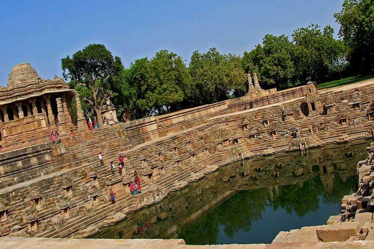 Sun Temple in Modhera