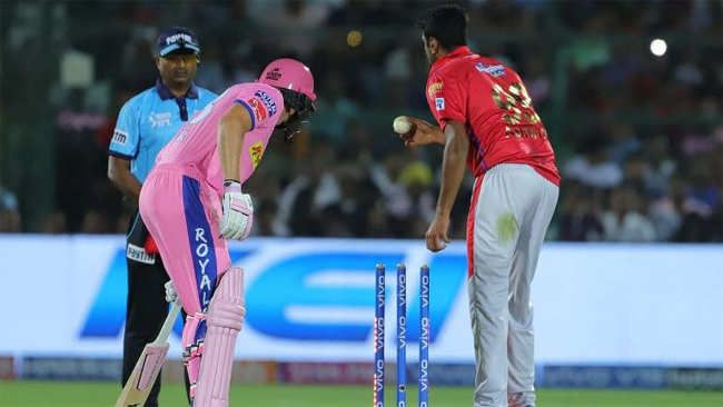 Will Mankad Anyone Who Goes Out Of Crease This Ipl Ashwin Ipl This Or That Questions Going Out