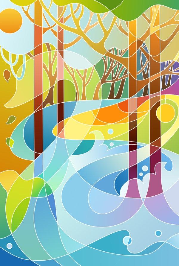 Lothlorien by vigshane.deviantart.com