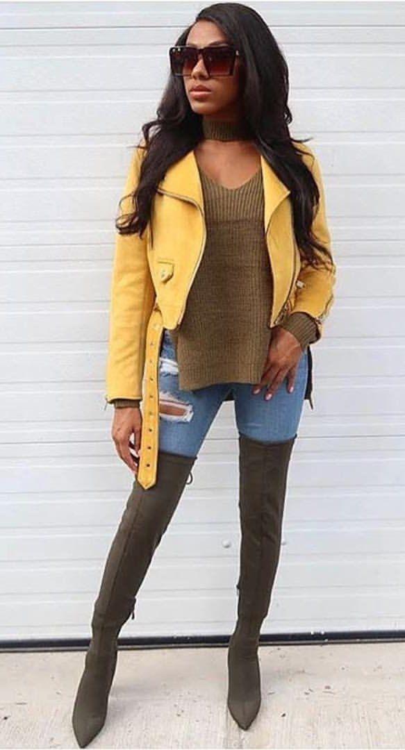 #women's brown bolero #jacket