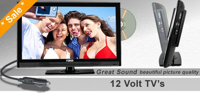 12 Volt Tv S For Car Truck Rv Tv Cars Trucks Rv