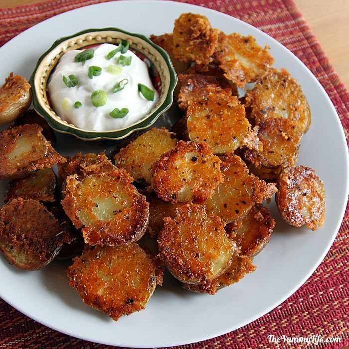 how to make healthy roasted potatoes in the oven