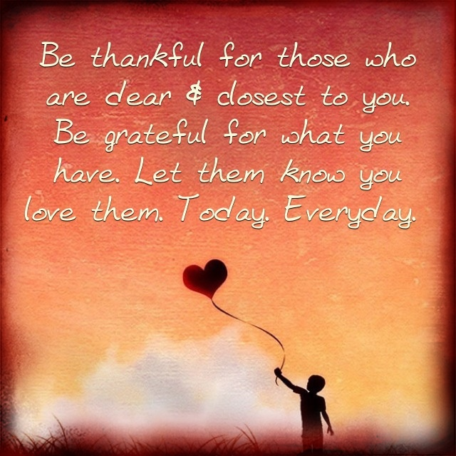 Im Thankful Amp Grateful Today Amp Everyday Love Quotes