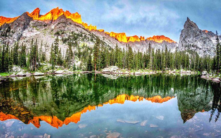 Lone Eagle Peak Travel 2017