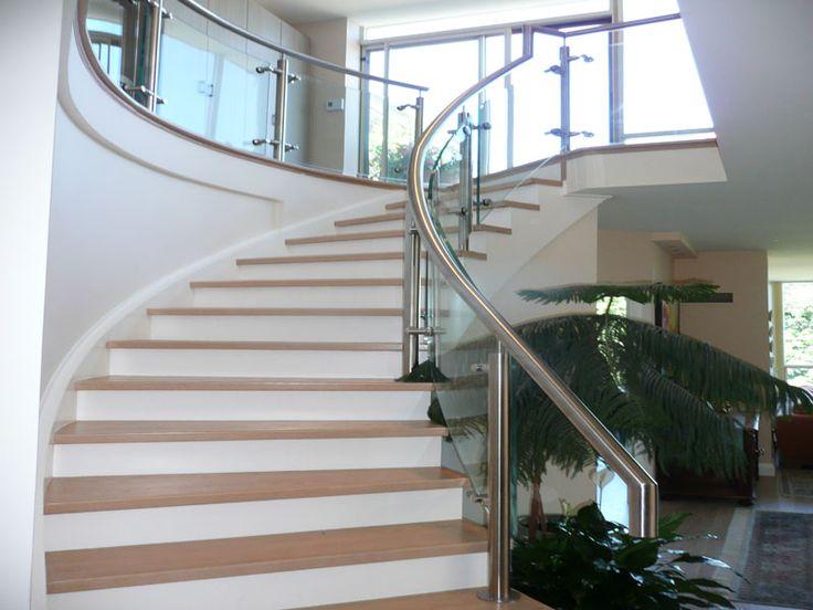Glass Railing (G-RL23) #decor #interior #interiordesign #homedesign #homestyle #homewares #interiorinspiration #cbdglass