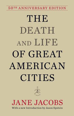 Published to coincide with the 50th anniversary of its initial publication, this special edition of Jane Jacobs's masterpiece, The Death and Life of Great American Cities, features a new Introduction...