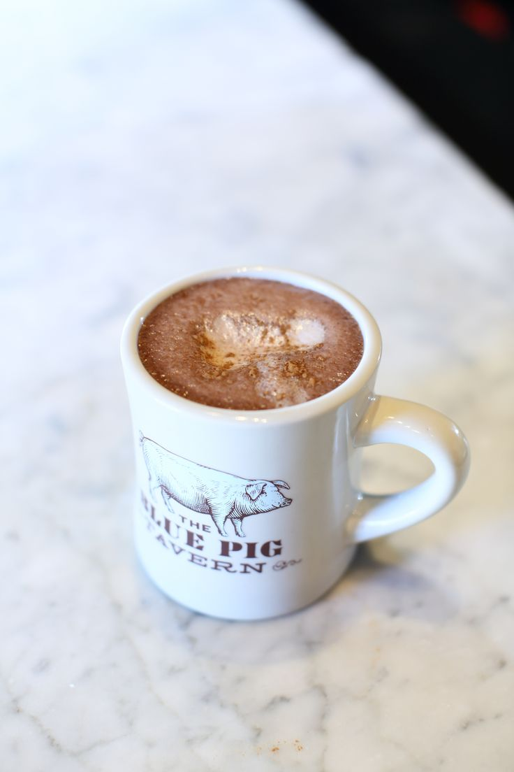 For one of the best cups of hot chocolate in #CapeMay, NJ, come visit the Winter Wonderland Village and Blue Pig Tavern at Congress Hall. Made with decadent #Ghiradelli chocolate, this seasonal sipper will surely warm your spirit.
