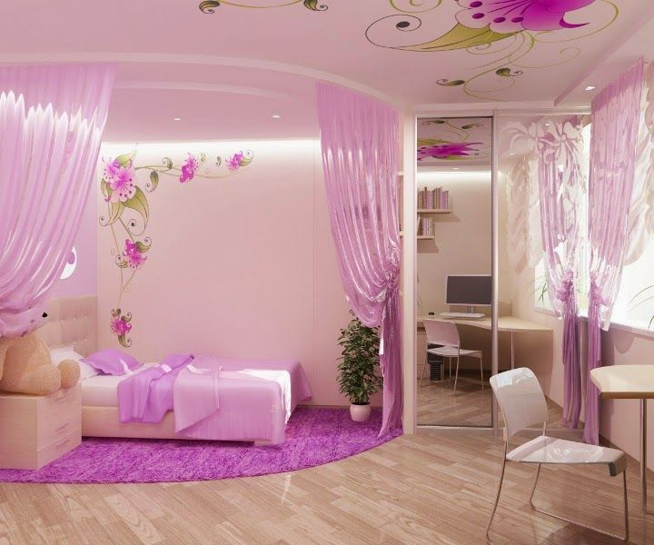 Girly Princess Bedroom Ideas: Decora Tu Cuarrto - Buscar Con Google