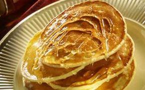 Amerikanske pandekager Lav dem til brunch eller server dem som dessert.