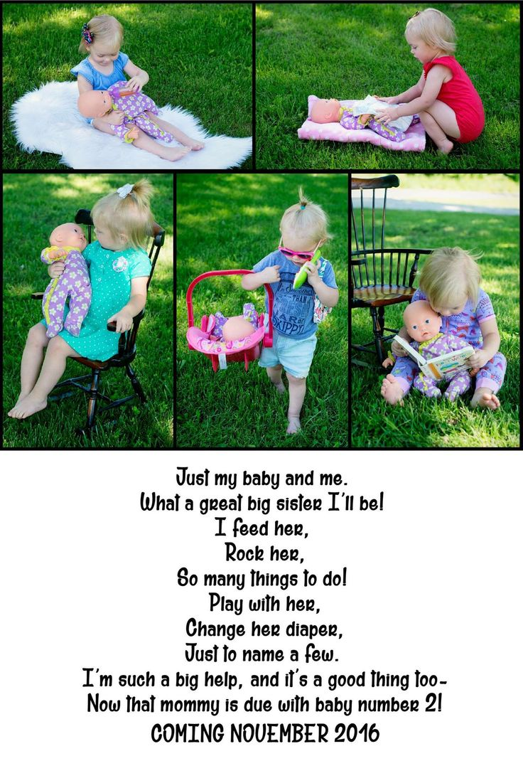 17 best ideas about Second Pregnancy Announcements – Ways to Announce a Second Baby