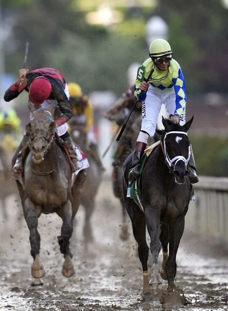 Always Dreaming wins 143rd Kentucky DerbyAlways Dreaming, who didn't break his maiden until Jan. 25 but showed his talent in Florida this spring with a series of stunning performances, delivered a powerful victory in the 143rd Kentucky Derby on...