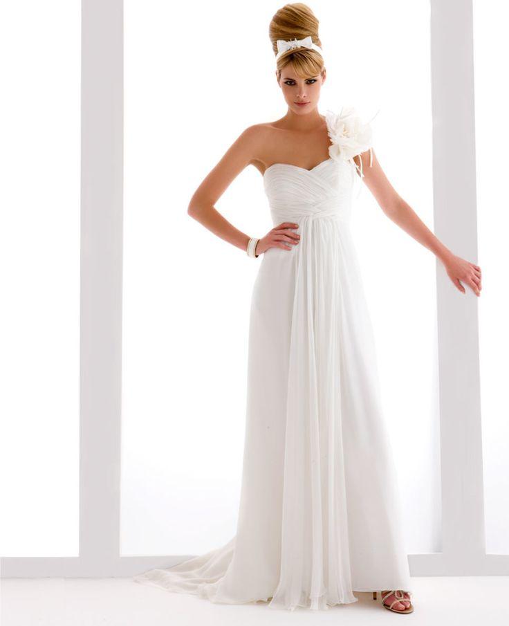 Model: Ninfa - Collezione Chanel di Gloria Saccucci Spose