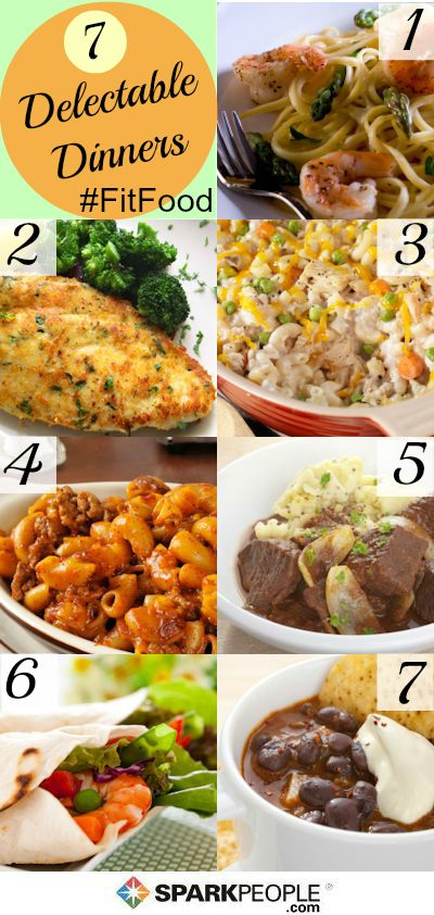 84 Quick & Healthy Meals in Minutes!   SparkPeople
