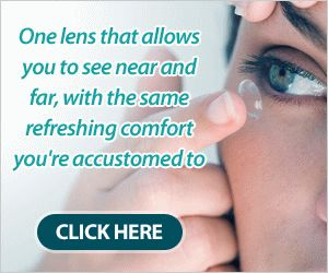 FREE: Air Optix Multifocal contact lenses