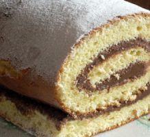 Recette - Gâteau roulé au Nutella - Proposée par 750 grammes