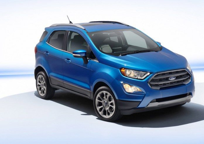 2019 Ford Ecosport Price Specifications And Release Date Ford