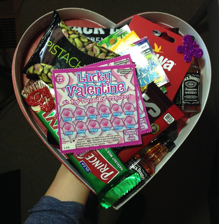 Valentines day gifts for him pretend to give him a box