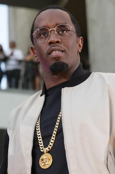 """Sean """"Diddy"""" Combs attends Big Sean's concert hosted by Revolt TV to celebrate his new album 'Dark Sky Paradise' at Hollywood & Highland Courtyard on February 25, 2015 in Hollywood, California."""