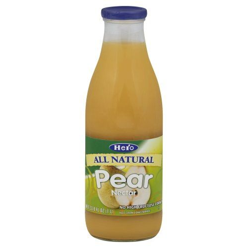 HERO NECTAR PEAR, 33.75 FO * Check this awesome product by going to the link at the image.  This link participates in Amazon Service LLC Associates Program, a program designed to let participant earn advertising fees by advertising and linking to Amazon.com.