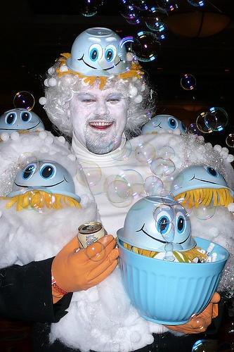Scrubbing Bubbles Costume Halloween Costumes