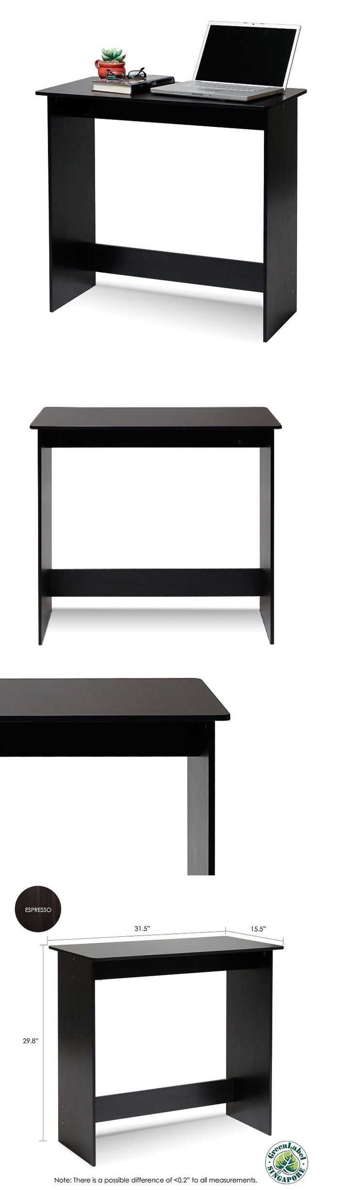 Desks and Home Office Furniture 88057: Student Desk Writing Table Laptop Computer Desk For Small Spaces Study Table -> BUY IT NOW ONLY: $49.32 on eBay!