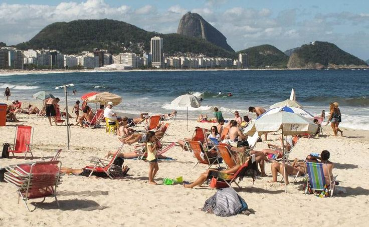 Copacabana - der berühmteste Strand der Welt