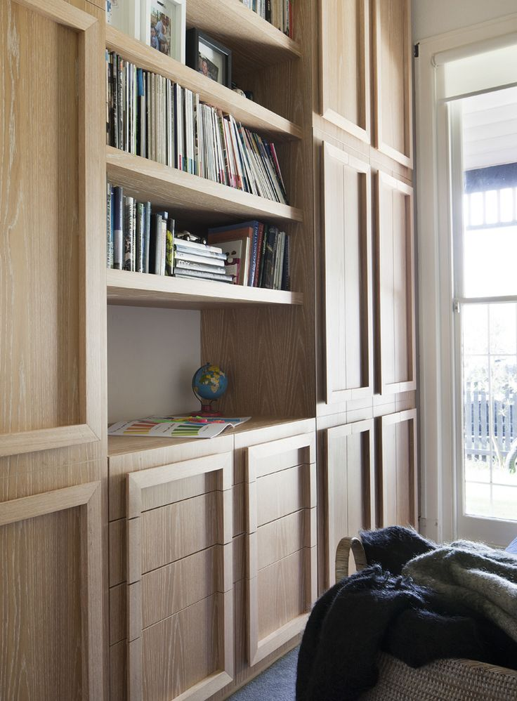 Beatric Rowe Via Est Magazine Cabinetry Library Shelving