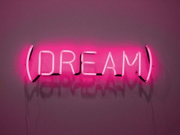 It Was All A Dream Neon Sign Prepossessing 436 Best Neon Lights Images On Pinterest  Neon Lighting Neon Signs Review