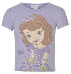 SOFIA THE FIRST ~ Lilac T-Shirt