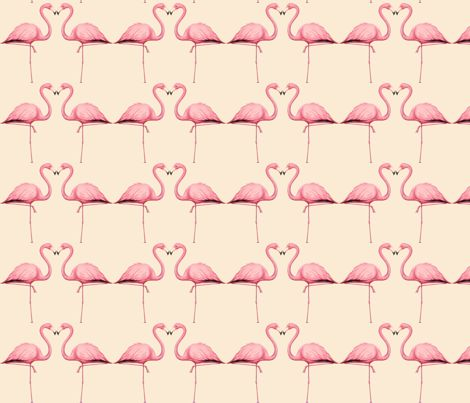 bit obsessed with flamingoes!