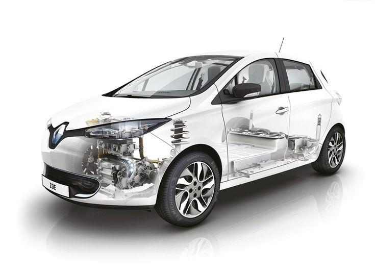Renault ZOE 2013 poster, #poster, #mousepad, #tshirt, #printcarposter