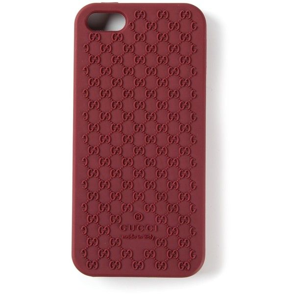 GUCCI monogram iPhone case found on Polyvore