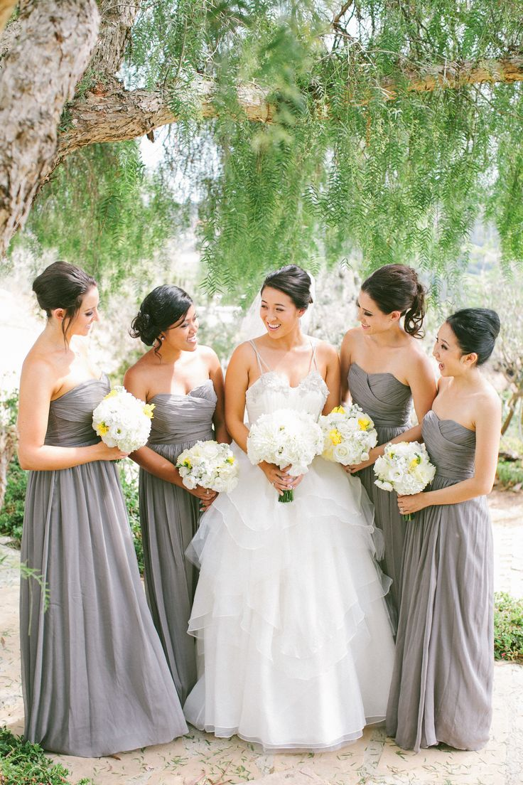 Grey bridesmaid dresses with pink flowers choice image jew gray bridesmaid dress fashion dresses jew gray bridesmaid dress ombrellifo choice image ombrellifo Images