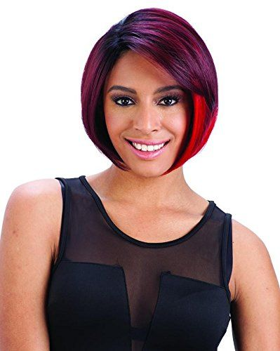 Freetress Equal Invisible L Part Synthetic Wig BLACK JACK DNHONEY Find Out More About The Great Product At Image LinkThis Is An Amazon Affiliate